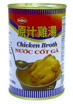 New Choice Chicken Broth 14 oz
