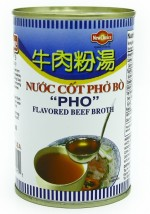 "New Choice ""Pho"" Flavored Beef Broth 14 oz"