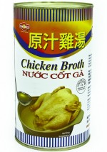 New Choice Chicken Broth 46 oz